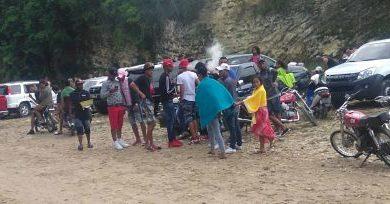 TERRIBLE ; Dos personas mueren ahogadas en el balneario