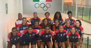Equipo dominicano de balonmano inicia triunfal sobre México en el Premundial