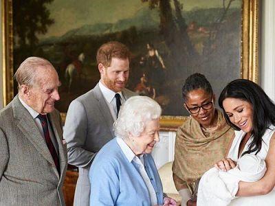 El nacimiento del bebé de Meghan y Harry los reconfirma como los más rebeldes