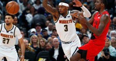 Los Blazers triunfan y empatan su serie contra los Nuggets