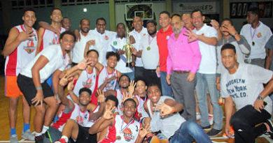 Club San Lázaro se corona campeón basket U-23 del DN