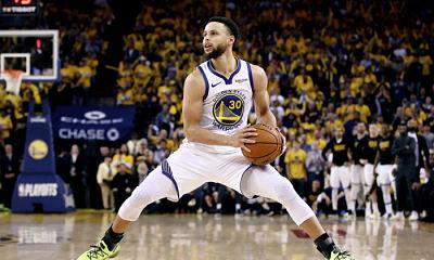 Curry guió a Golden State Warriors
