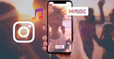 Instagram prueba letras de canciones en la reproducción de vídeos en las stories