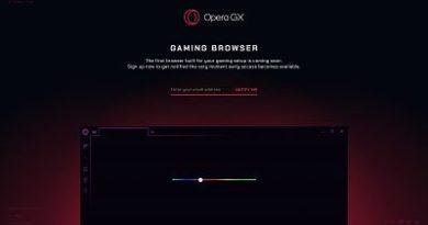 Opera GX, el primer navegador diseñado para gaming