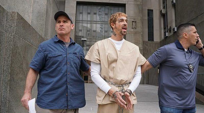 Artista del tatuaje capturado en NY se declara asesino en serie que ha matado a 32 desde los 12 años de edad