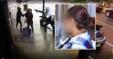 Dominicana atracada y golpeada por dos ladrones en Nueva Jersey relata cómo se salvó de la muerte