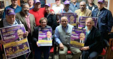 Gratereaux pide a dominicanos en Nueva Inglaterra asistir masivamente al acto de apoyo al Gobierno este 4 de mayo en NY