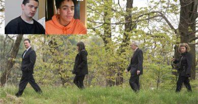 Jurados hacen descenso donde estudiante dominicano fue decapitado por compañero de escuela