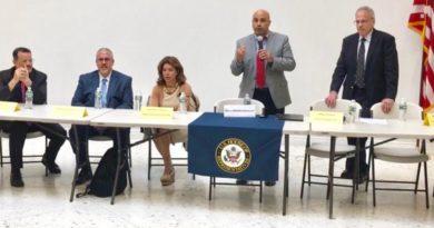 Realizan segundo foro sobre Censo 2020 convocado por Espaillat en El Bronx