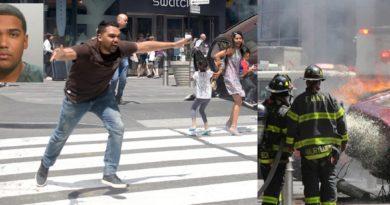 Un ex marino dominicano que mató turista y atropelló 22 transeúntes en Times Square será enjuiciado por asesinato