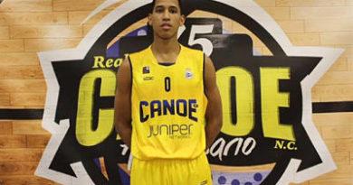 Tyson Pérez, criollo que toca las puertas a élite del básquet