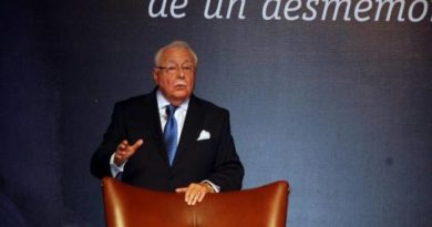Ministro de Energía y Minas rechaza un tercer mandato consecutivo de Danilo Medina