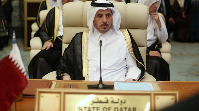 Catar, bajo críticas del Golfo por retroceder en la postura sobre Irán en las cumbres de La Meca