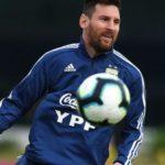 Pues Mateo Messi habrá celebrado pocos goles