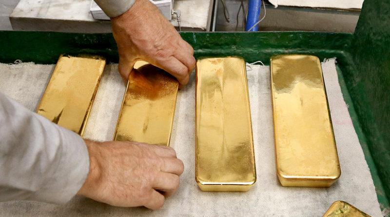 La cotización del oro alcanza su máximo en más de un año