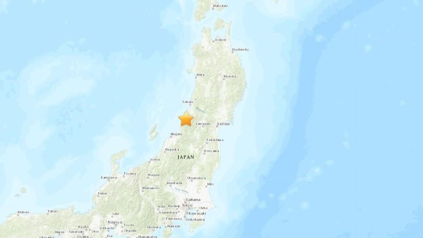 Alerta de tsunami tras un terremoto de 6,8 en Japón