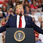 ATENCIÓN EL MUNDO :Curar el cáncer, el sida y enviar astronautas a Marte: Lo que promete Trump para conseguir su reelección en el 2020.