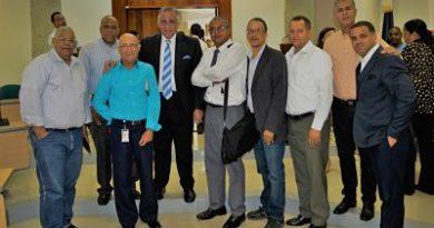 ACDS regosijada y felicita al COD por conversatorio sobre problemática deportiva de Santiago y la región