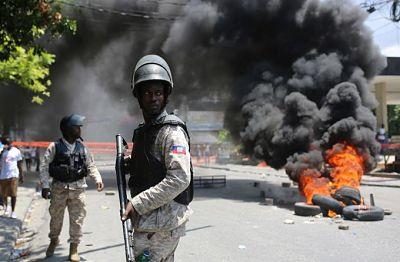 ALERTA:Matan a un periodista haitiano en medio de protestas en Puerto Príncipe