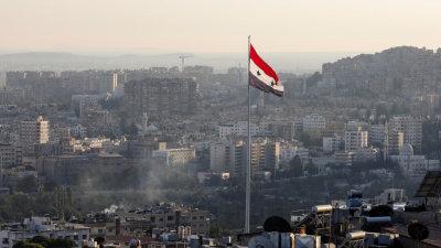 ALERTA : Se reporta una explosión en Damasco
