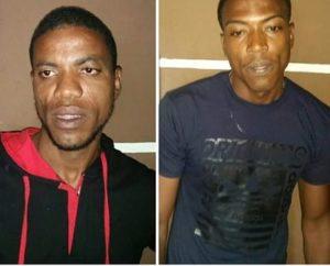 ATENCIÓN :Acusan dos haitianos de hipnotizar personas para robarles