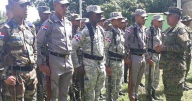 ATENCIÓN : Ejército refuerza frontera en Elías Piña ante posibles protestas en Haití