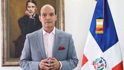 ATENCIÓN : Ramfis Domínguez Trujillo condena decisión del ministro de educación de impedir lectura de la Biblia en las escuelas y pide su destitución