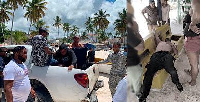 ATENCIÓN :Zozobra yola con más de 24 personas a bordo