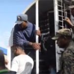 ATENCION :Migración detiene decenas de haitianos indocumentados en operativo en SFM