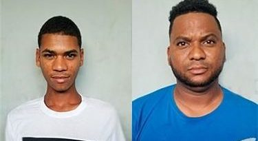 Apresa a dos hombres que asaltaron a una mujer en SFM
