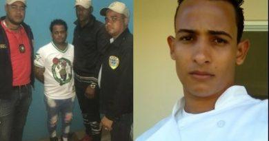 Apresan en Azua sujeto acusado de matar joven cocinero puertoplateño de una estocada en hotel de Bávaro