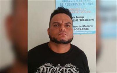 Apresan hombre acusado de ultimar a presunto delincuente