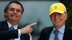 Bolsonaro confirma la idea de crear una moneda única con Argentina