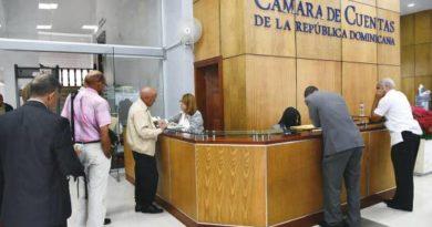 ATENCIÓN: El 30% de alcaldías rindió informes incompletos a la Cámara de Cuentas