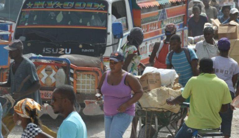 ALERTA: Comercio RD y Haití disminuye en un 80%