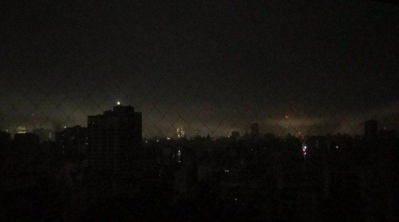 ALERTA: Un apagón masivo deja a Argentina y Uruguay sin luz