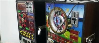 Decomisan 10 máquinas tragamonedas en SFM