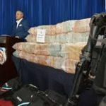 Decomisan 280 paquetes de cocaína en barco que llegó a Puerto Multimodal Caucedo