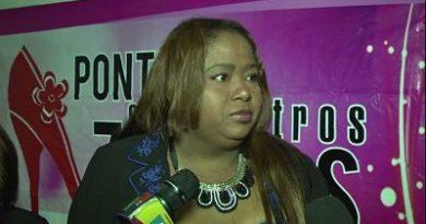 Diputada Jacquelíne Montero a favor de política de género.