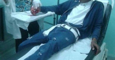 Dos estudiantes adolescentes heridos en escuela Samaná; uno tenía un cuchillo
