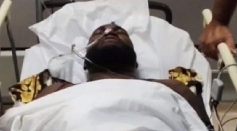 Bala lesionó hígado e intestinos a Ortiz; llega a Boston para seguir tratamiento