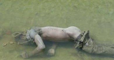Encuentran hombre ahogado en canal de riego de San Juan