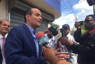 Esto no es un proyecto de cargos hay que perseguir la unidad: Ramfis Domínguez Trujillo
