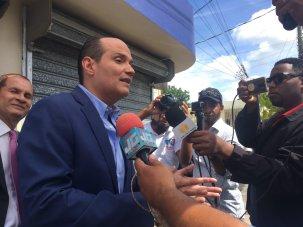 Esto no es un proyecto de cargos, hay que perseguir la unidad: Ramfis Domínguez Trujillo