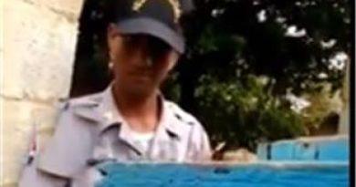 Hombre denuncia supuesta persecución de un agente policial en su contra en Samaná
