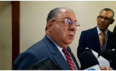 Monchy Fadul sobre posible salida de Leonel Fernández del PLD El que se quiera ir del Partido que se vaya