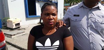 Mujer denuncia un hombre la golpeó porque no le quiso dar dinero