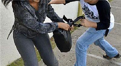 NO DAN TREGUA :Asaltantes despojan de sus pertenencias a varias mujeres en SFM
