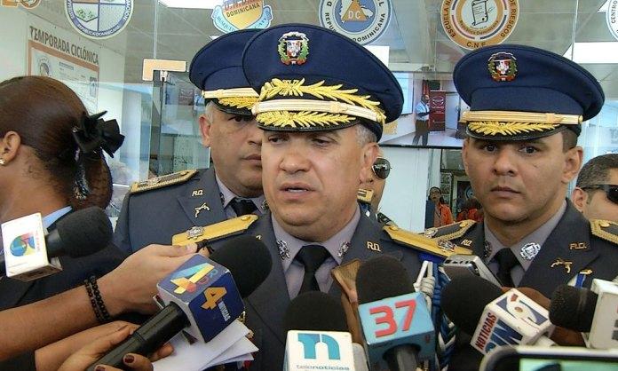 Director de la PN defiende fase de la investigación sobre caso David Ortiz