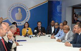 OJO: PRM decide este domingo sobre reservas de candidaturas a primarias y generales